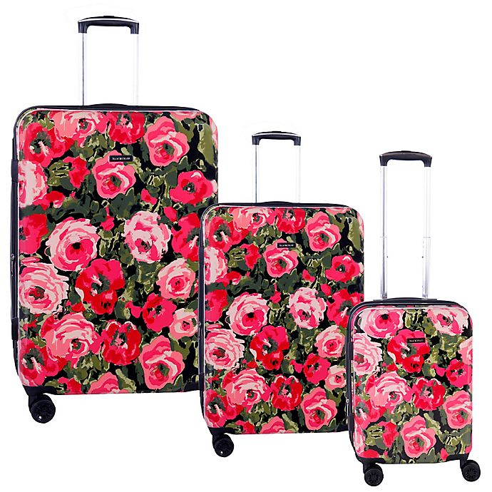 Alternate image 1 for Isaac Mizrahi Inez Luggage Collection