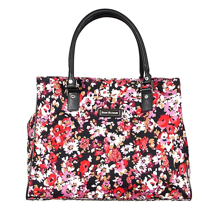 Alternate image 1 for Isaac Mizrahi Cascadia 18 1/4-Inch Deluxe Shopper Tote