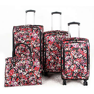 Isaac Mizrahi Cascadia Luggage Collection