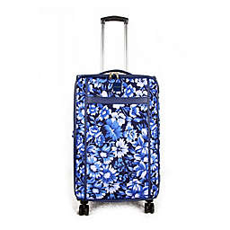 Isaac Mizrahi Lantana 8-Wheel Upright Spinner in Blue