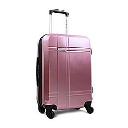 Mizrahi Conway Hardside Spinner Checked Luggage