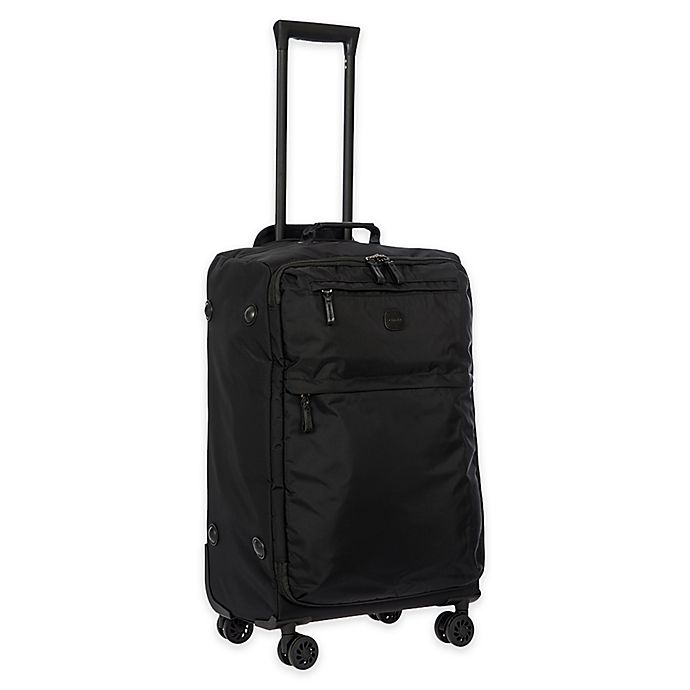 Alternate image 1 for Bric's X-Travel 25-Inch Spinner Carry On in Black