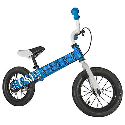 12-Inch Metal Balance Bike with Pattern