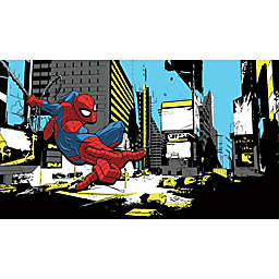 RoomMates® Marvel® Spider-Man Classic XL Chair Rail Pre-Pasted Mural