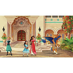 RoomMates® Disney® Princess Elena of Avalor Chair Rail Pre-Pasted Mural