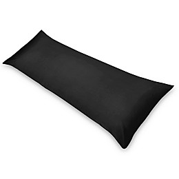 Sweet Jojo Designs Body Pillowcase in Black