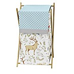 Sweet Jojo Designs Woodland Toile Laundry Hamper