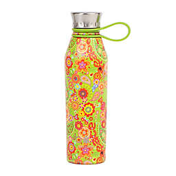 Manna™ Haute 18 oz. Double Wall Stainless Steel Water Bottle in Peace & Love