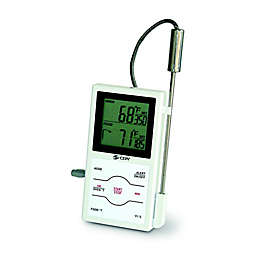 Dual Sensing Probe Thermometer with Timer
