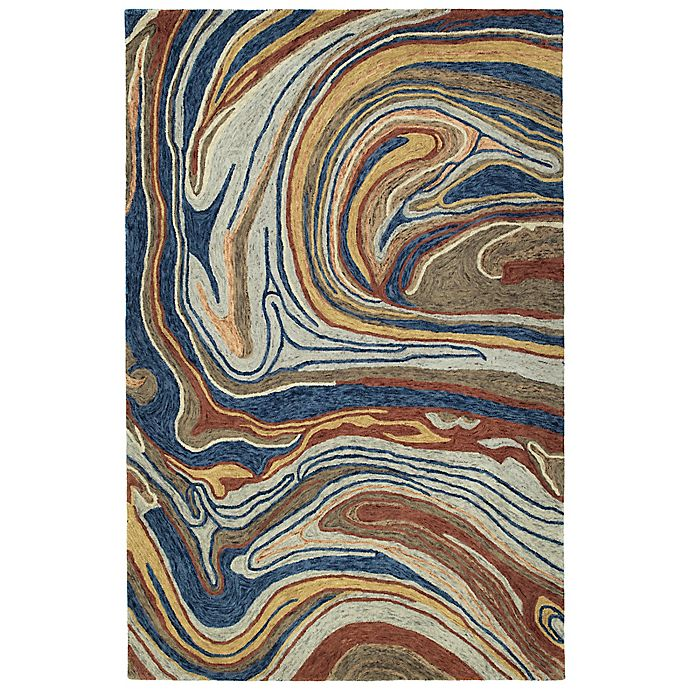 Alternate image 1 for Kaleen Marble Currents 8' x 11' Area Rug