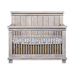 Soho Baby Hampton 4-in-1 Convertible Crib in Stonewash