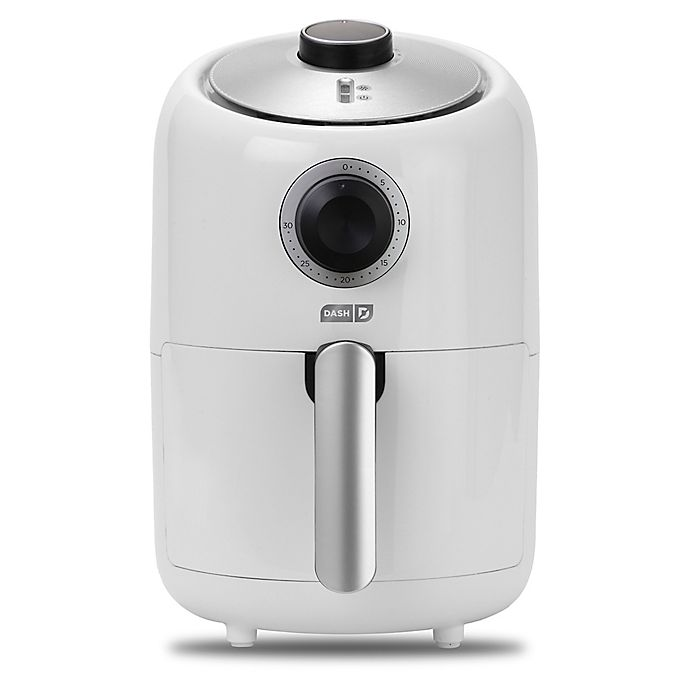 Alternate image 1 for Dash™ 1.2 qt. Compact Air Fryer in White