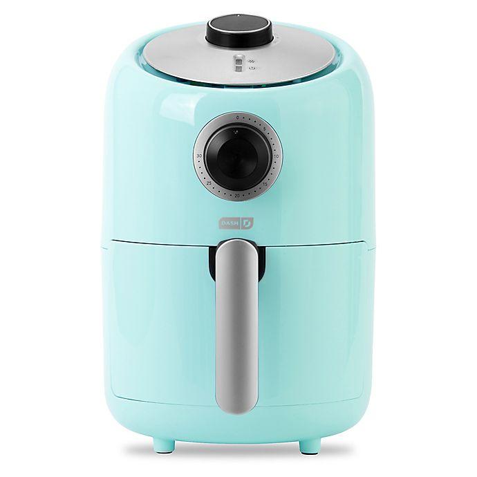 Alternate image 1 for Dash® 1.2 qt. Compact Air Fryer in Aqua