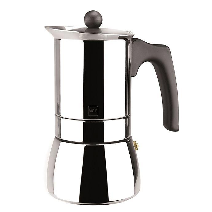Alternate image 1 for Magefesa® Genova 10-Cup Stovetop Coffeemaker