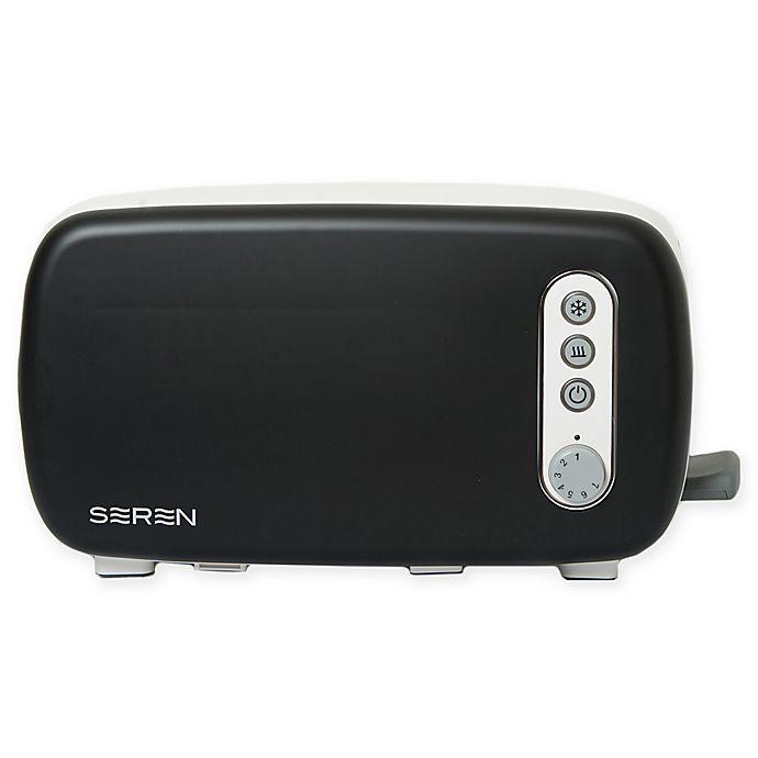 Alternate image 1 for BergHOFF® Seren Toaster Front Panel in Black