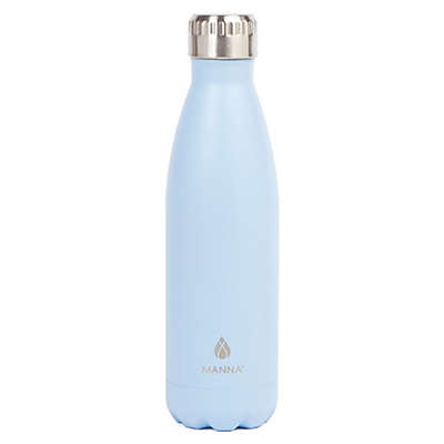 Manna™ Vogue® 17 oz. Double Wall Stainless Steel Bottle