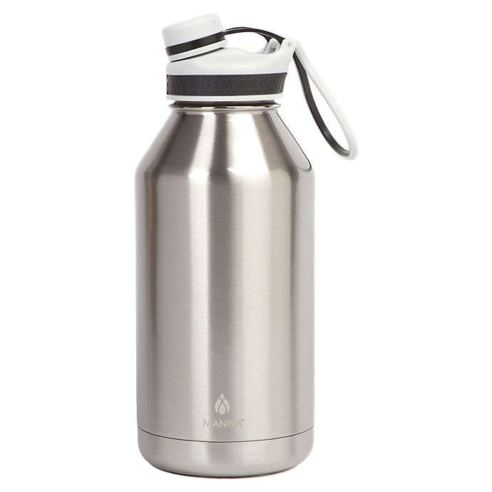 1cb6fb99d83 Manna™ 64 oz. Ranger PRO Stainless Steel Insulated Growler | Bed ...