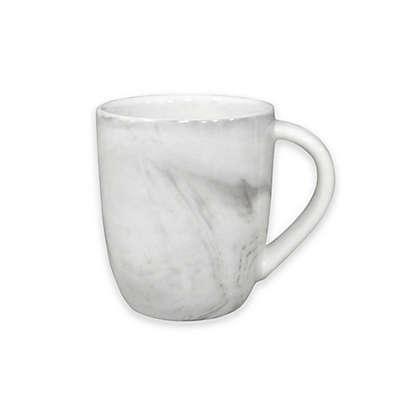 Artisanal Kitchen Supply® Coupe Marbleized Espresso Mugs (Set of 4)