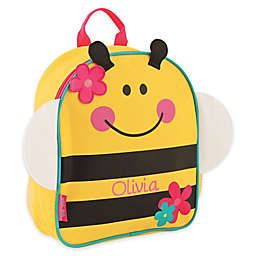 Stephen Joseph® Bee Mini Sidekick Backpack in Yellow