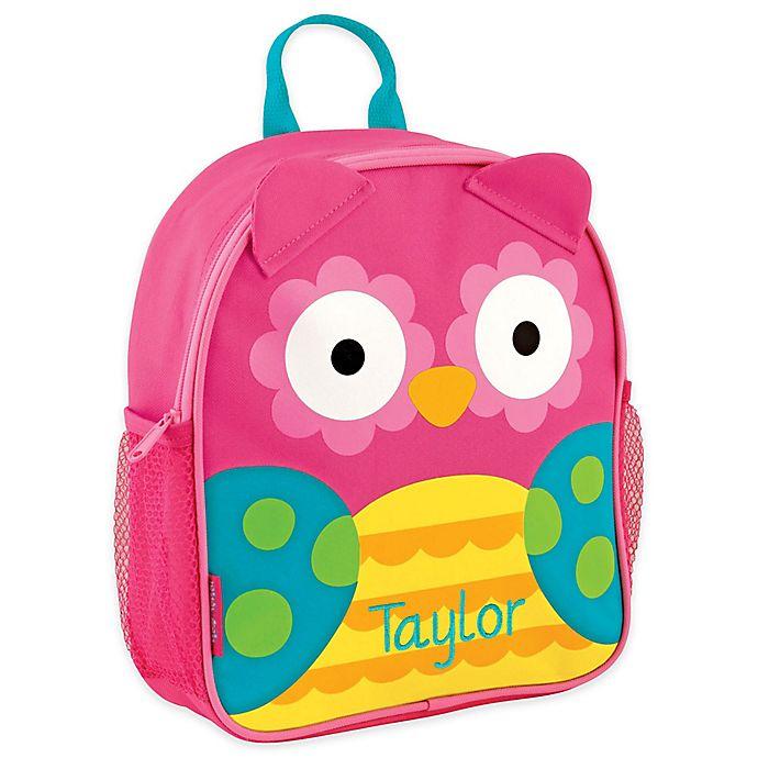 Alternate image 1 for Stephen Joseph® Owl Mini Sidekick Backpack in Pink