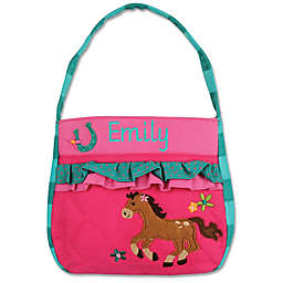 Stephen Joseph® Horse Quilted Purse in Pink