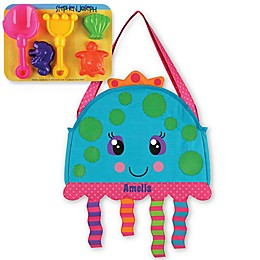 Stephen Joseph® Jellyfish Beach Tote with Sand Toys