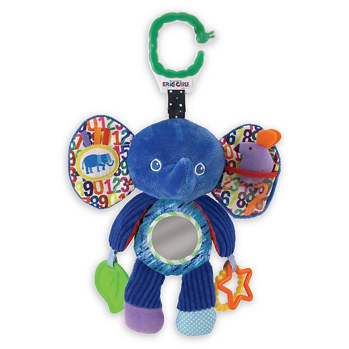 Alternate image 1 for Eric Carle™ Developmental Elephant Activity Toy