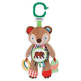 Eric Carle™ Developmental Brown Bear Plush Toy