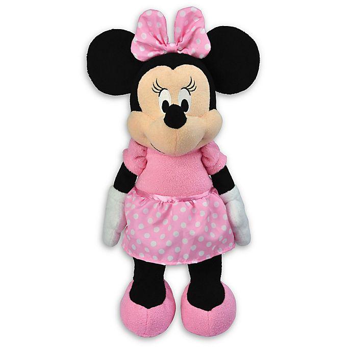 Alternate image 1 for Disney® Minnie Mouse Floppy Favorite Plush Toy
