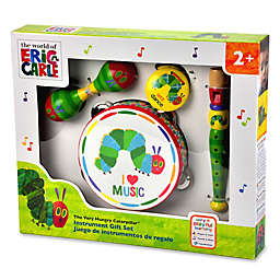 Eric Carle™ Caterpillar Instrument Gift Set