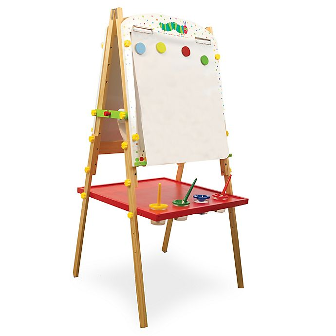 Alternate image 1 for Eric Carle™ Little Artist Easel