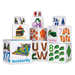 Eric Carle™ 10-Piece Stacking Block Set