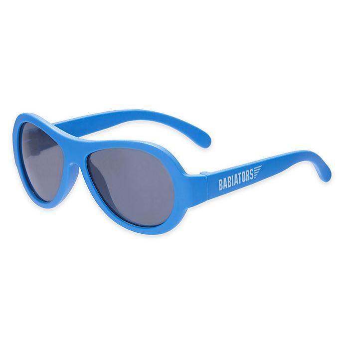 Alternate image 1 for Babiators® Sunglasses in Blue