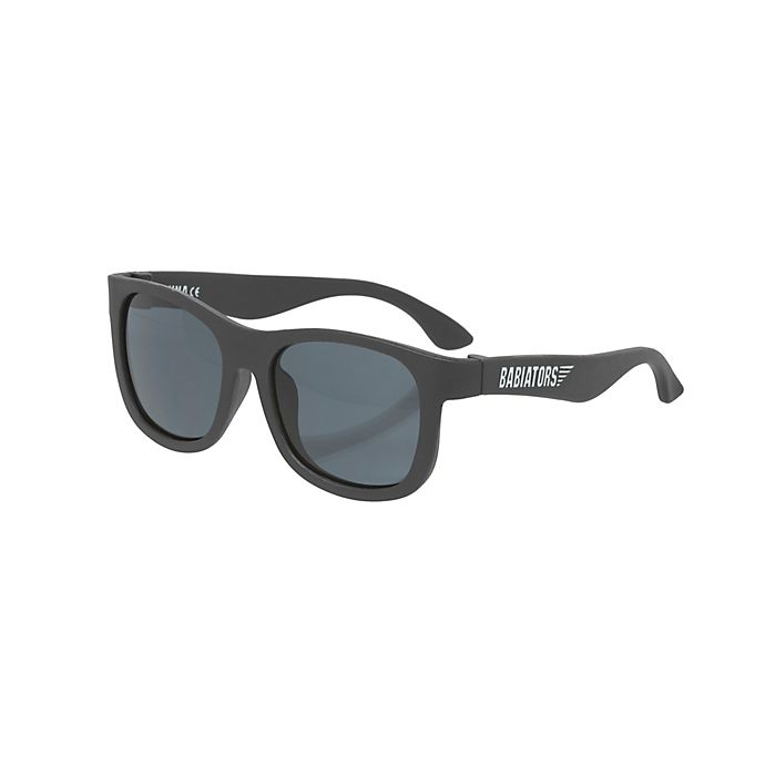 Alternate image 1 for Babiators® Navigator Sunglasses in Black