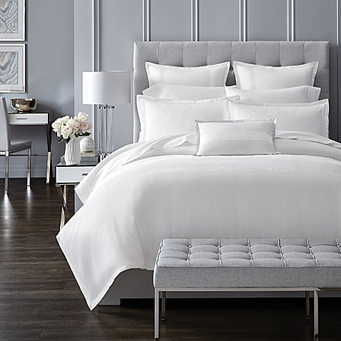 Charisma® Bianco Duvet Cover Collection