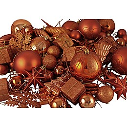 Northlight 125-Pack Christmas Ball Ornaments