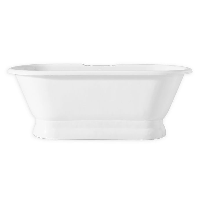 Alternate image 1 for Cheviot Regal 70-Inch Cast Iron with 8\