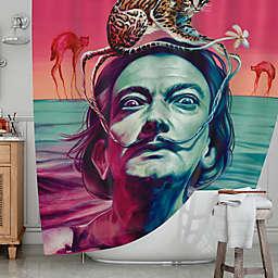 KESS InHouse® Babou Shower Curtain