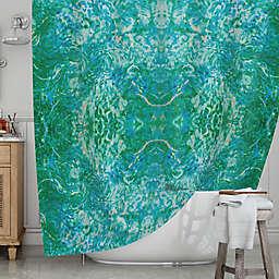 KESS InHouse® Eden Shower Curtain