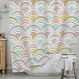KESS InHousereg Art Deco Delight Shower Curtain