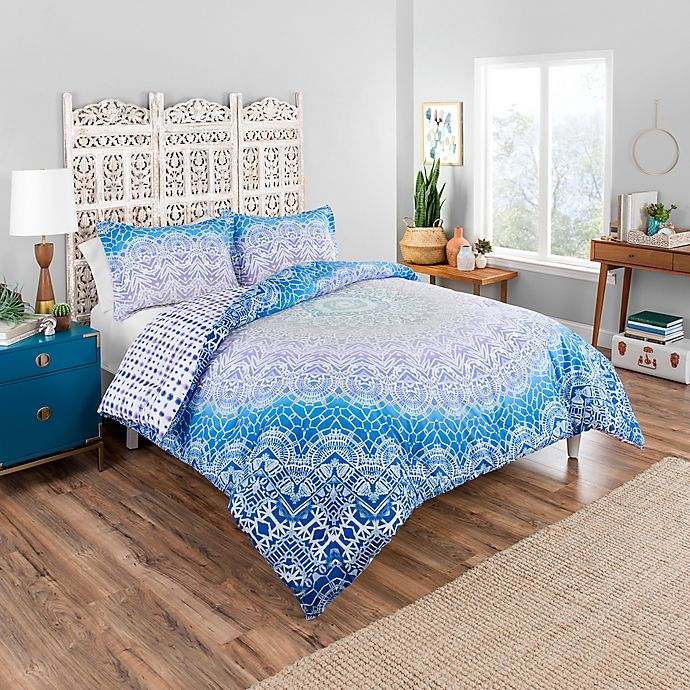Alternate image 1 for Sundial Reversible Comforter Set