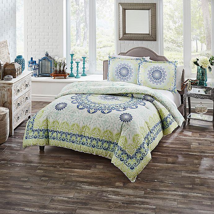 Alternate image 1 for Boho Boutique Gemology Comforter Set