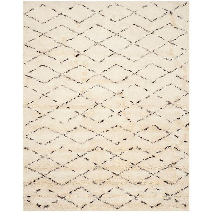 Alternate image 1 for Safavieh Casablanca Harmony 9' x 12' Area Rug in Ivory/Brown