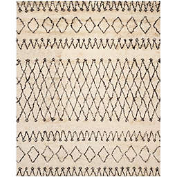 Safavieh Casablanca Hannah 9' x 12' Area Rug in Ivory/Natural