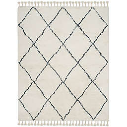 Safavieh Casablanca Avery 8' x 10' Area Rug in Ivory/Grey