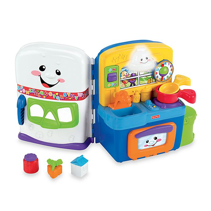 Fisher-Price® Laugh & Learn™ Learning Kitchen | buybuy BABY