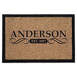 Infinity Anderson Door Mat