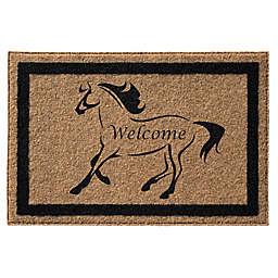 Infinity™ Stallion Welcome Door Mat