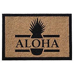 Infinity Aloha Door Mat