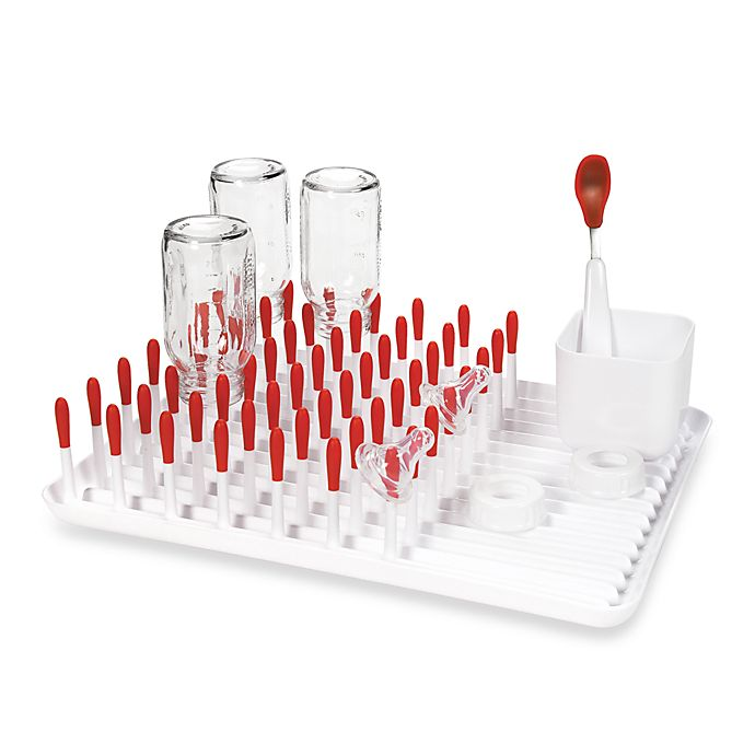 Alternate image 1 for OXO Tot® Bottle Drying Rack